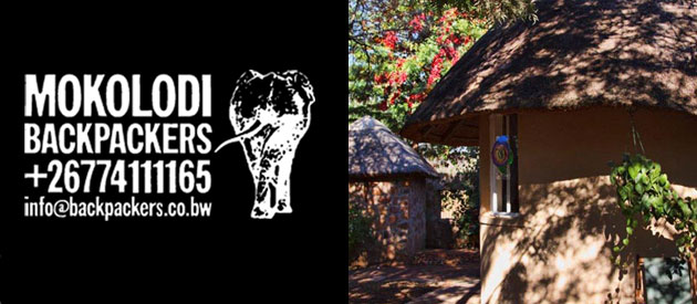 MOKOLODI BACKPACKERS